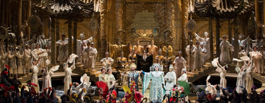Ópera Turandot