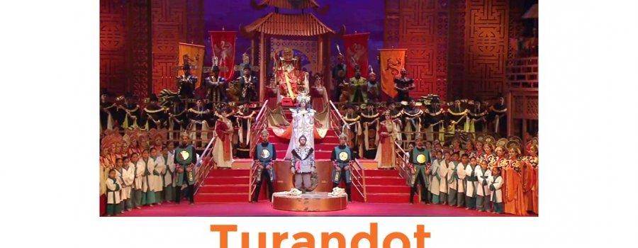 Turandot, de Giacomo Puccini