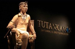 Tutankhamun: The Tomb, the Gold, and the Curse