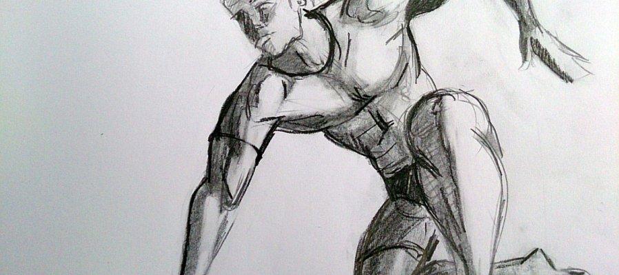 Taller de dibujo de figura humana