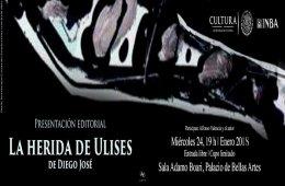 La herida de Ulises de Diego José