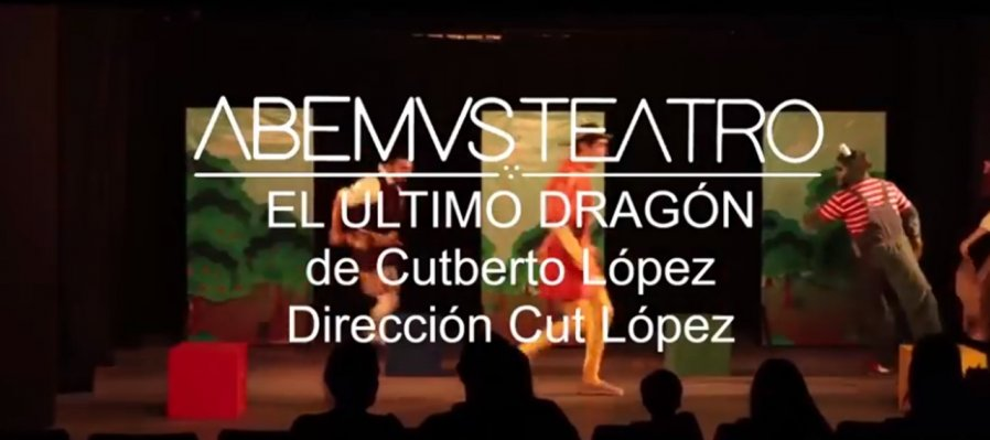 El último dragón de Cutberto López