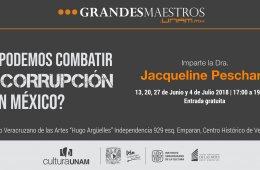 ¿Cómo podemos combatir la corrupción en México?