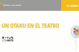 Un Otaku en el teatro