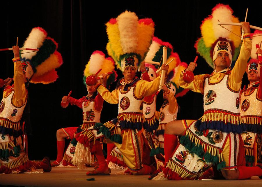 Ballet Folklórico de la Universidad de Guanajuato ...