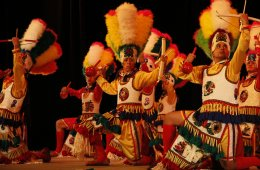 Folkloric Ballet of the University of Guanajuato