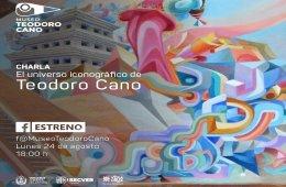 Charla: El universo iconográfico de Teodoro Cano