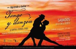 Aprede a bailar tango y danzón