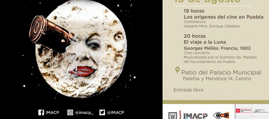 Puebla cinéfila. Un siglo de luz y color