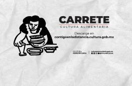 Carrete. Cultura alimentaria región noroeste: Patrimonio