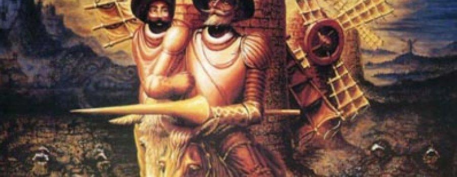 Vida y obra de Miguel de Cervantes