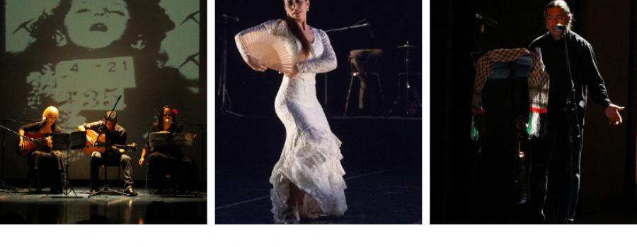 Pilgrim Spain, Poetry, Music, and Dance Show
