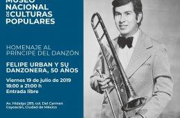 Felipe Urban y su Danzonera, 50 años
