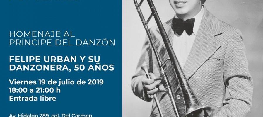 Felipe Urban and His Danzonera, 50th Anniversary