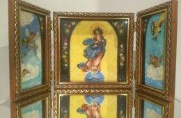 Uzcuarecucha, el arte en la pluma