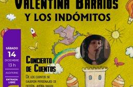 Valentina Barrios y los Indómitos