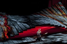 Live from the Met in New York. Die Walküre