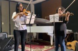 Orquesta Filarmónica del Desierto. Varios instrumentos