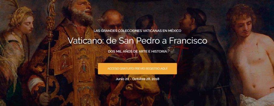 Las grandes colecciones vaticanas en México