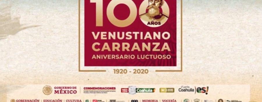 Exposición virtual de Venustiano Carranza. De México a Tlaxcalantongo