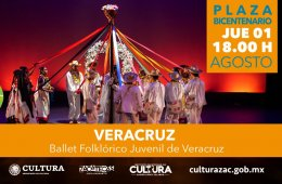 Youth Folkloric Ballet of Veracruz