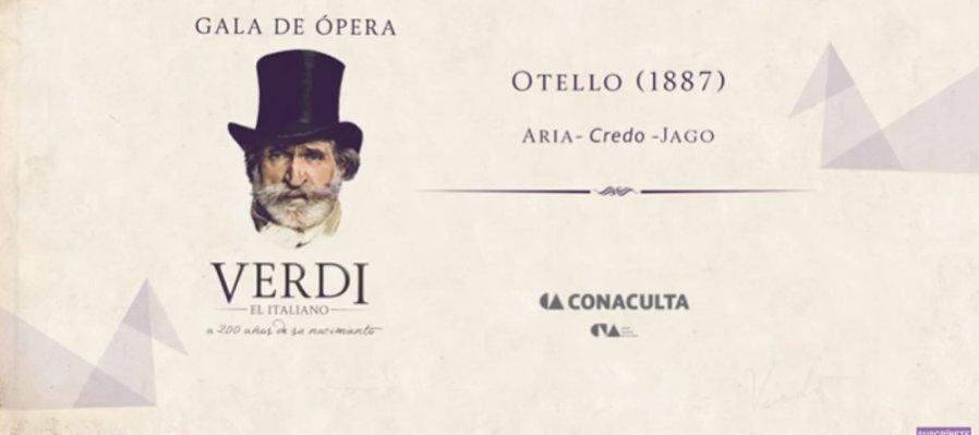 Conciertos guiados. Gala de ópera de Giuseppe Verdi