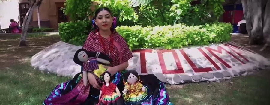 Traje representativo del Estado de Querétaro
