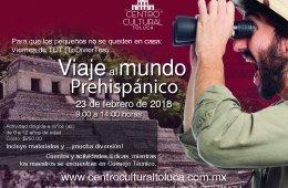 Viaje al mundo prehispánico