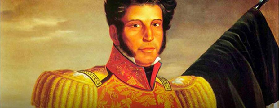 Vicente Guerrero, el consumador