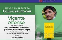 Conversando con Vicente Alfonso