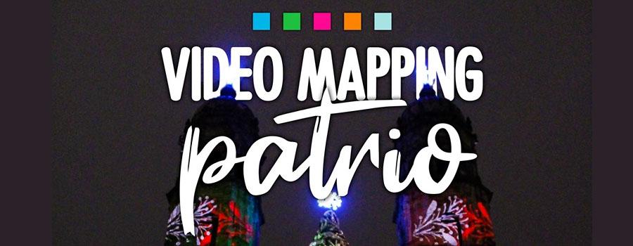 Video mapping patrio