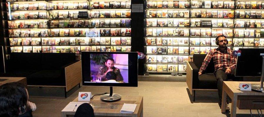 Videoteca Digital Carlos Monsiváis