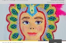 Cartonería. Máscaras y antifaces de Carnaval