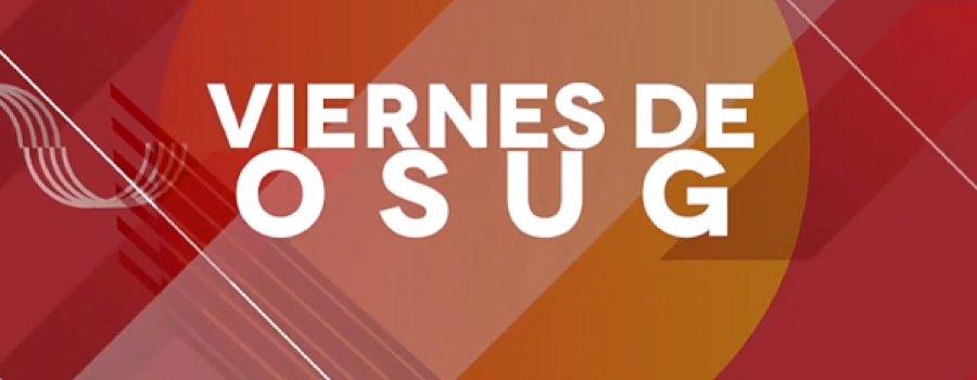 Duetos por descubrir: Viernes de OSUG
