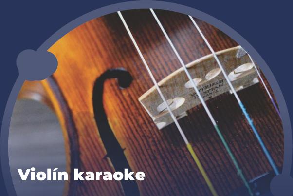 Violín Karaoke: Livin´on a prayer, de Bon Jovi