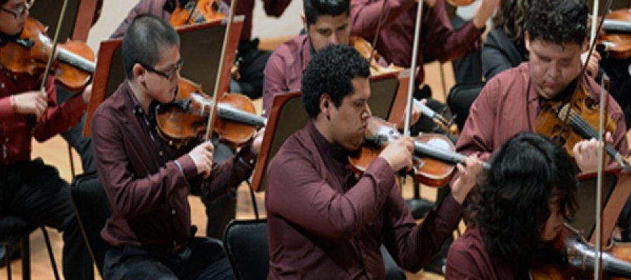 Recital de Violín l Orquesta Escuela Carlos Chávez en la UAM