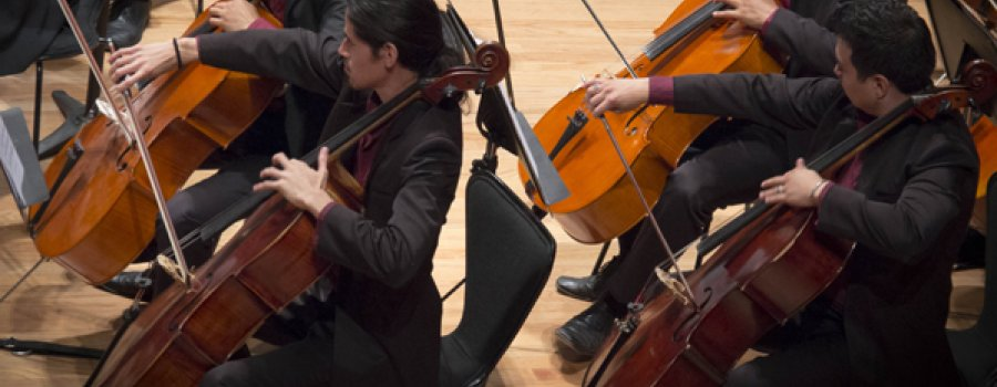 Recital de Música de Cámara y Violín de la Orquesta Escuela Carlos Chávez