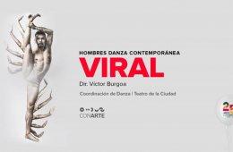 Viral de Victor Burgoa en la Temporada de Danza CONARTE 2...