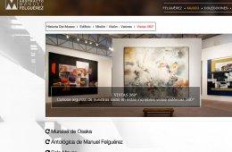 Visita 360° al Museo de Arte Abstracto Manuel Felguérez