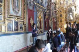 Guided Visit to the Chapel of the Novice