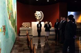Guided Visits in the National Museum of Anthropology