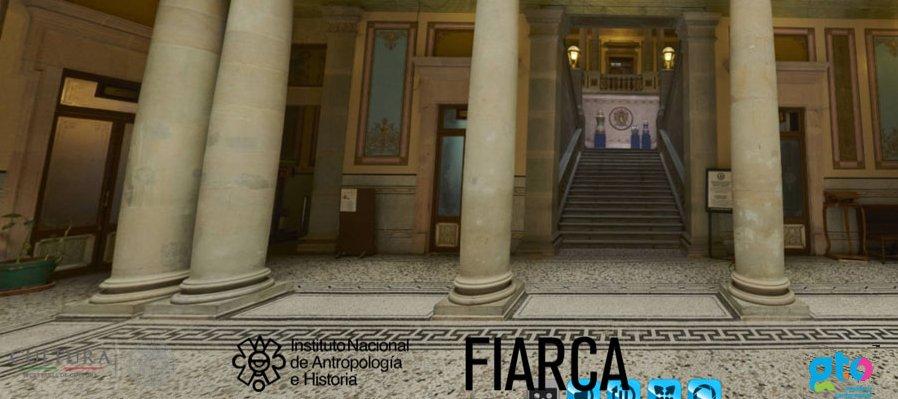 Recorrido 360° al Museo Palacio de los Poderes