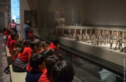 Guided Tours for School Groups to the MNA