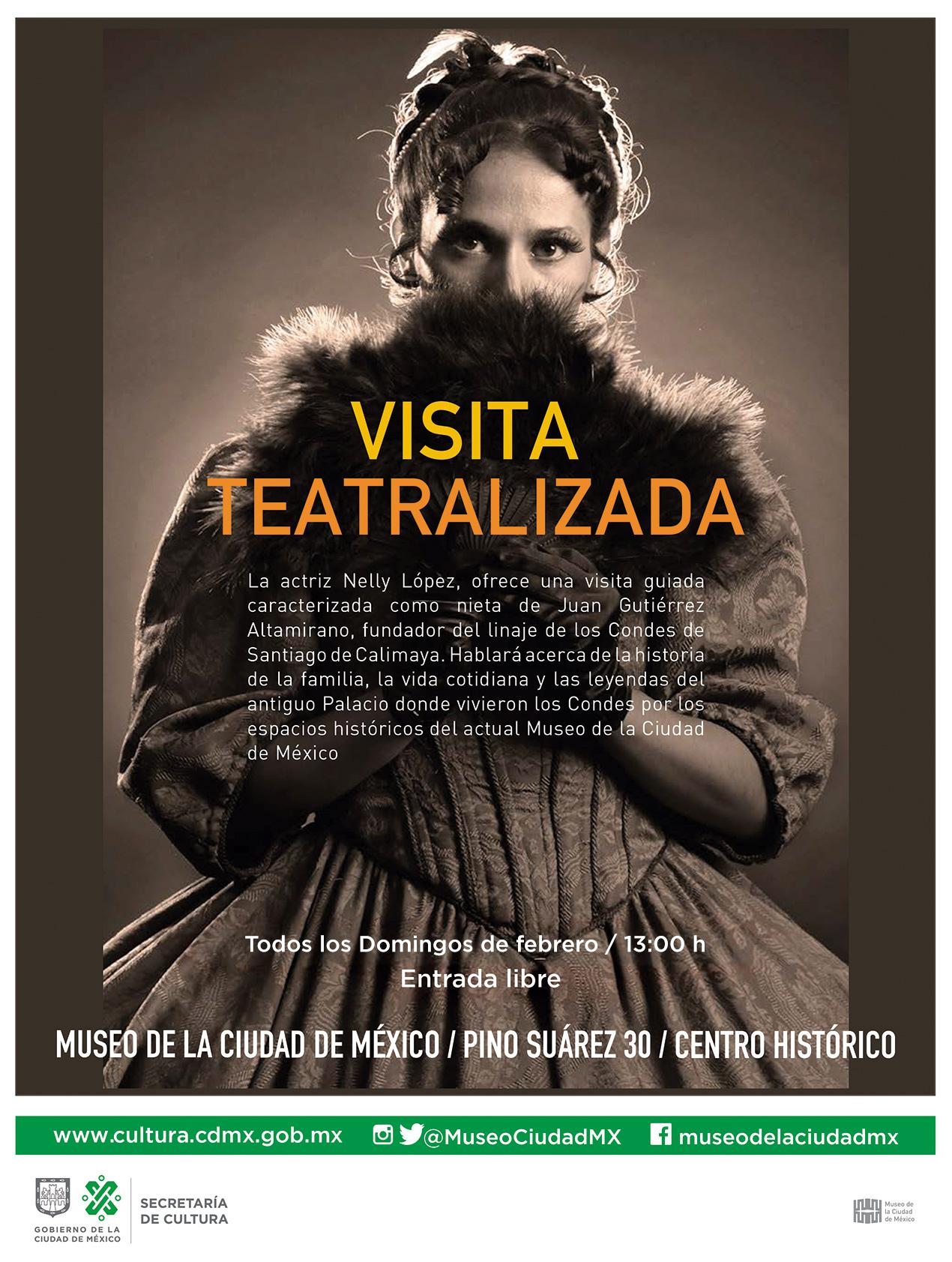 Visita Guiada Teatralizada