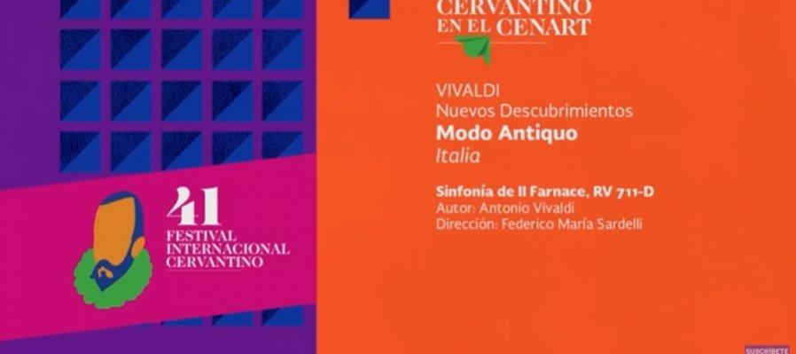 Conciertos guiados. Música de Antonio Vivaldi