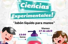 Vive las Ciencias Experimentales - Abril