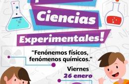 Vive las Ciencias Experimentales - Enero