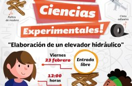 Vive las Ciencias Experimentales - Febrero
