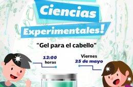 Vive las Ciencias Experimentales - Mayo