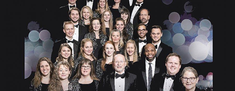 The Vocal Essence Ensemble Singers